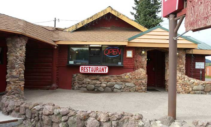 Rockaway Cafe South Fork Colorado