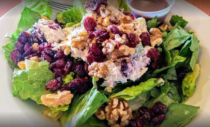 Cranberry Salad The Old Firehouse South Fork CO